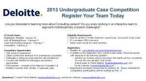 Deloitte UG Case Competition Plasma_McCombsdeadlinejan30
