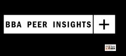 bba peer insights